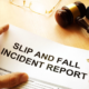 Slip and Fall Case