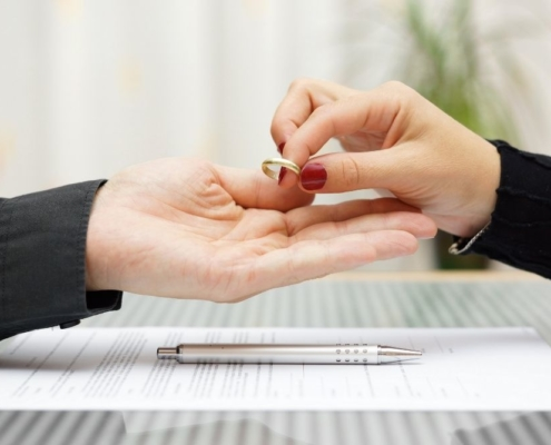 know the top things not to do during a divorce