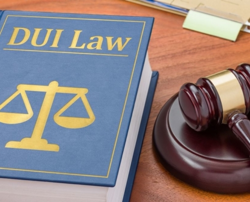 DUI License Suspension in Florida